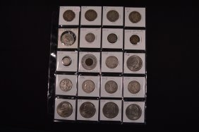 20 U.s. Collector Coins