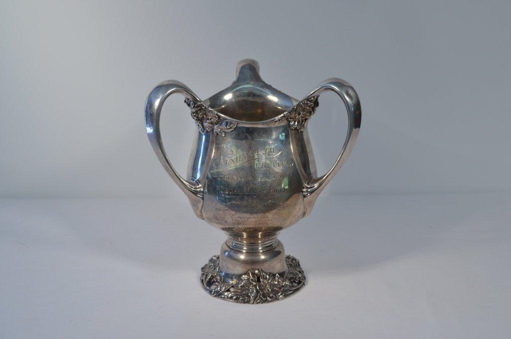Sterling Silver Kenilworth Turf Club 1902 Trophy