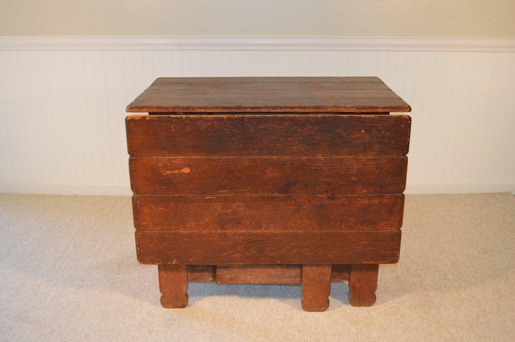 Branded Old Hickory Drop Leaf Gate Leg Table -715P - 4