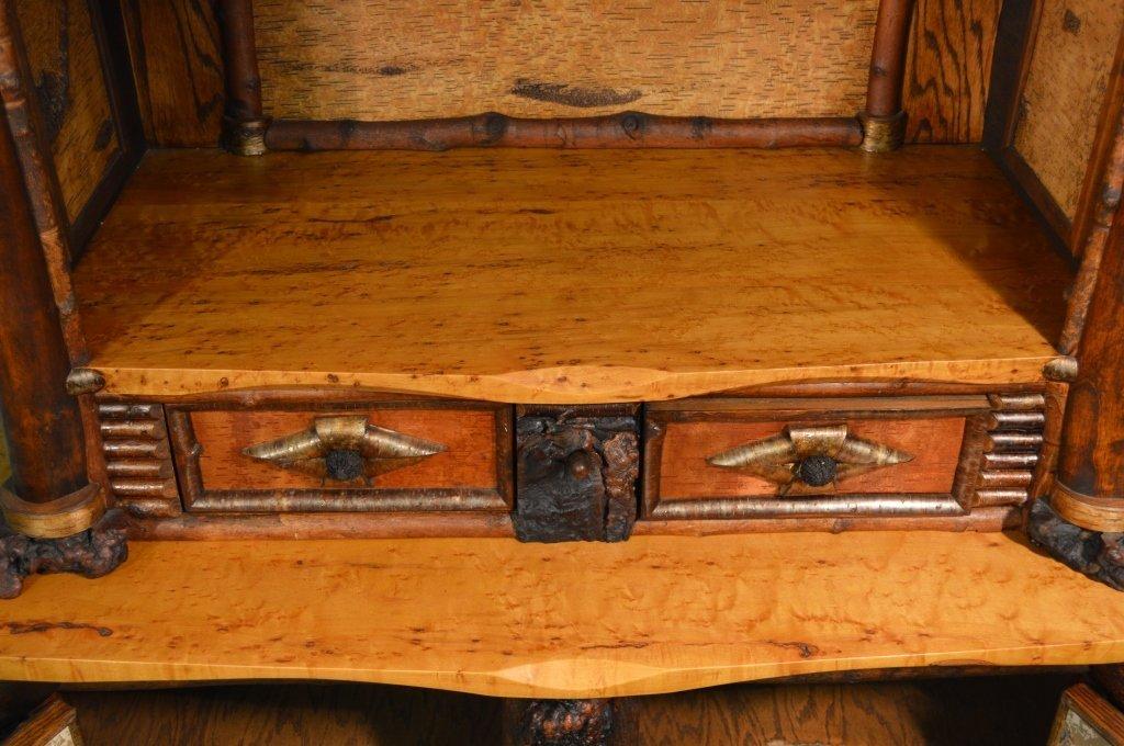 Randy Holden Lake George Cabinet - 10