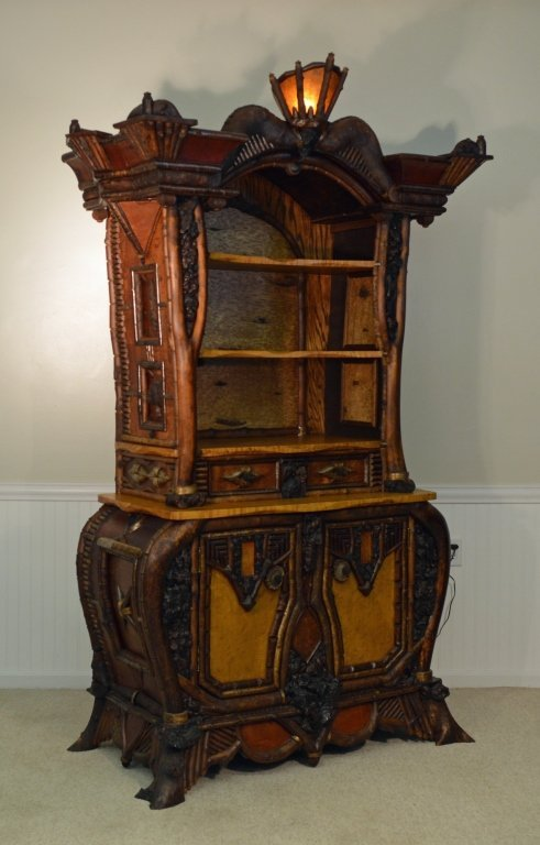 Randy Holden Lake George Cabinet - 4