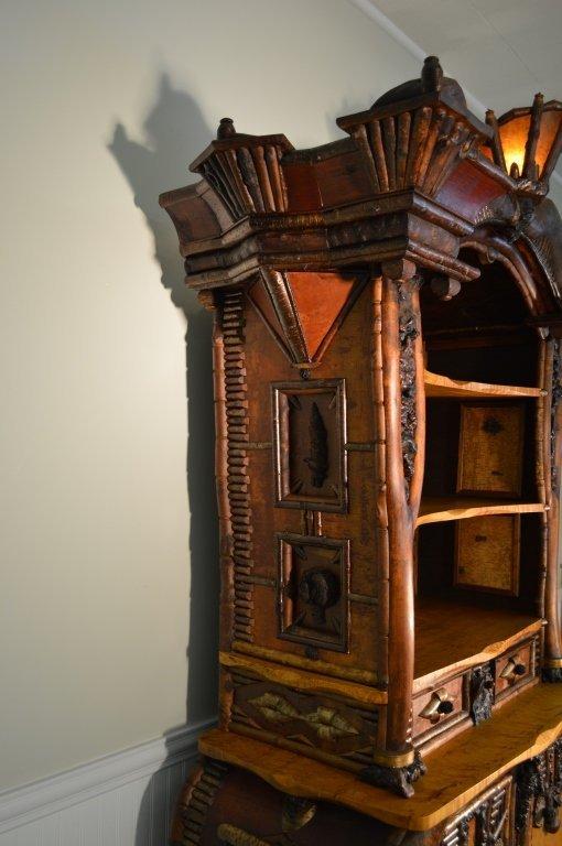 Randy Holden Lake George Cabinet - 7