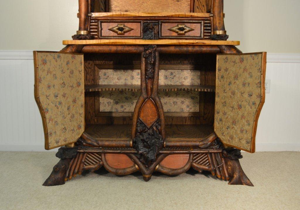 Randy Holden Lake George Cabinet - 9