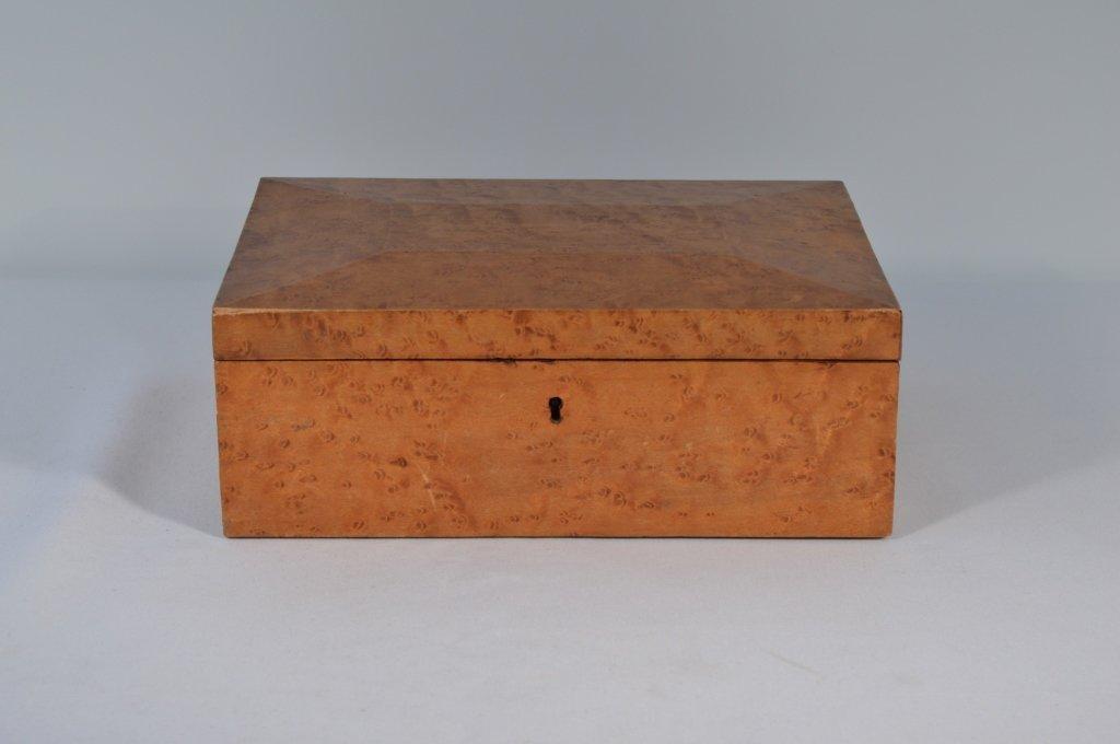 Birdseye Maple Document Box - 2