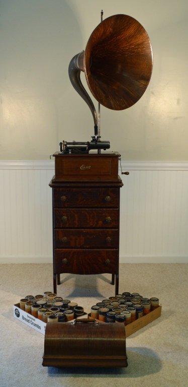 Edison Triumph Cylinder Phonograph