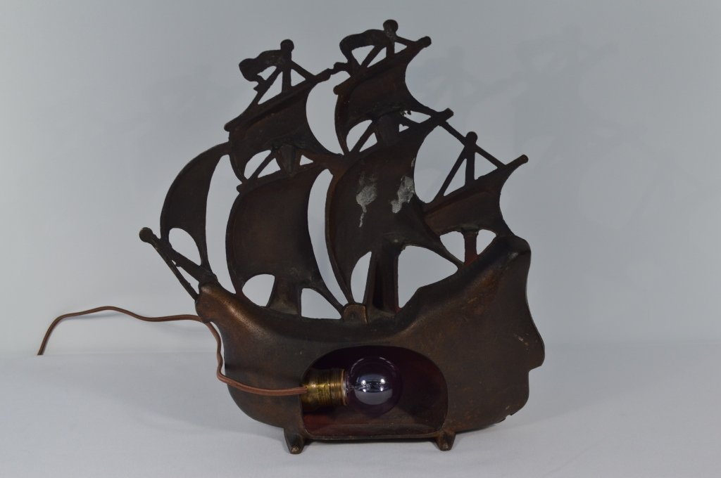 Sailboat Lamp - 3