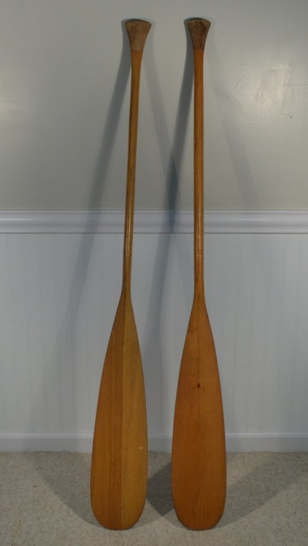 Pair of 5'  Old Town Canoe Paddles