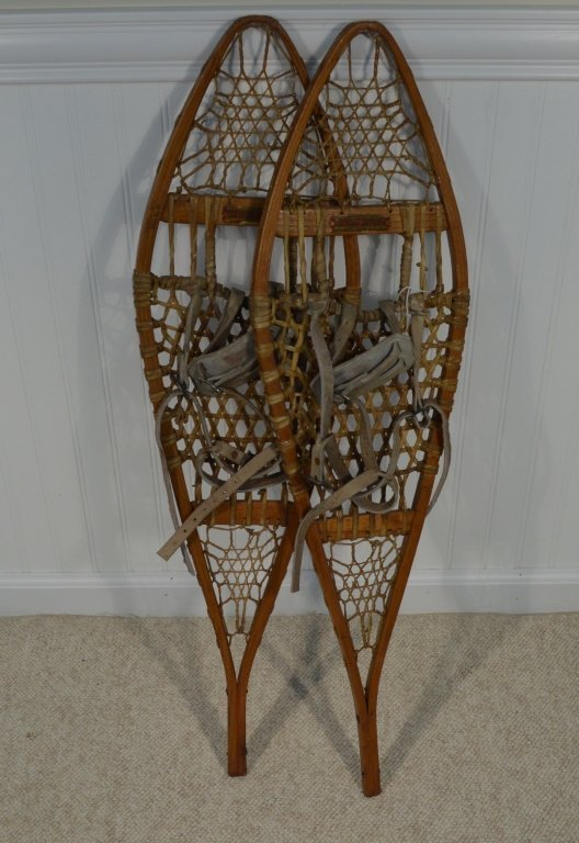 Small Pair of Tubbs Snowshoes