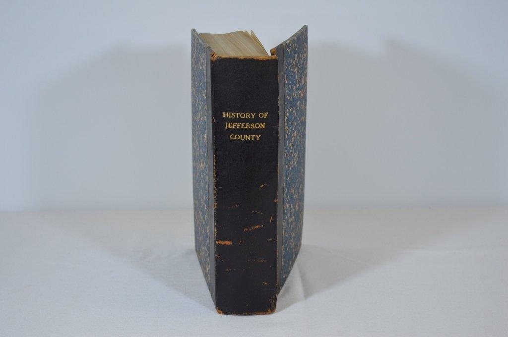 History of Jefferson County NY Book 1854