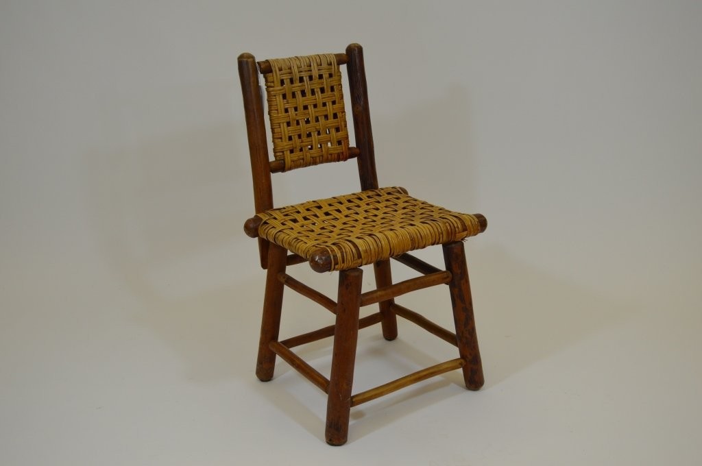 Branded Old Hickory Side Chair