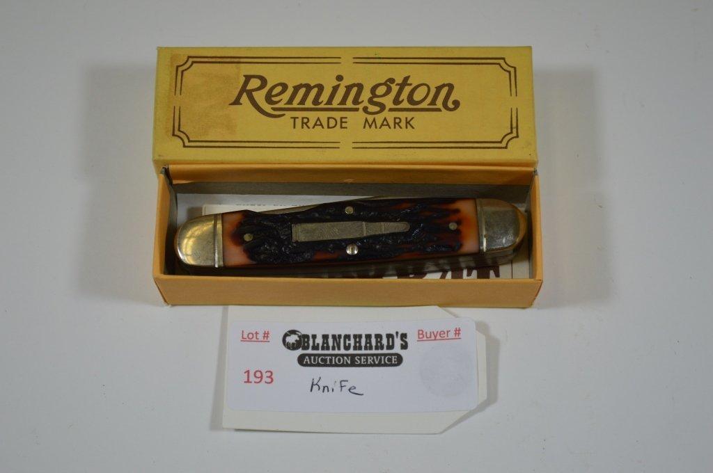 Remington Muskrat Bullet Knife - New in Box