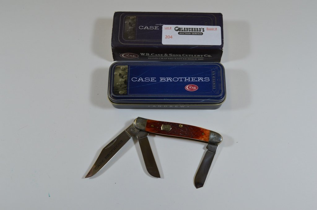 Case Brothers Pocket Knife - New in Box