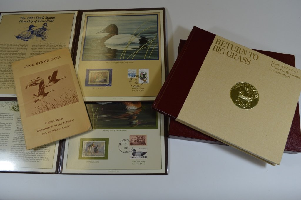Ducks Unlimited 50th Anniversary Book
