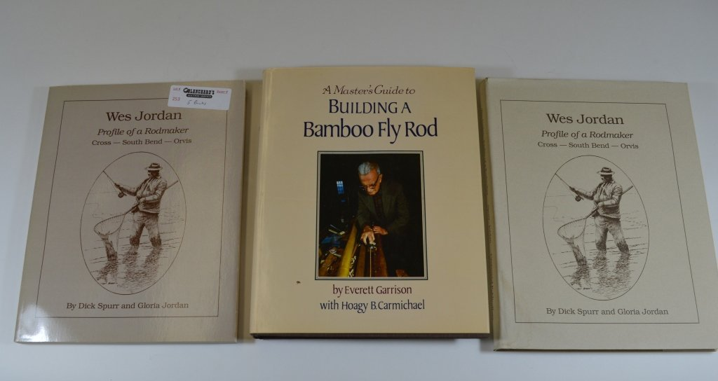 5 Books on Fly Rod Making - 3
