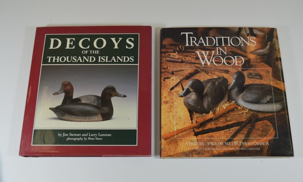 2 Duck Decoy Books