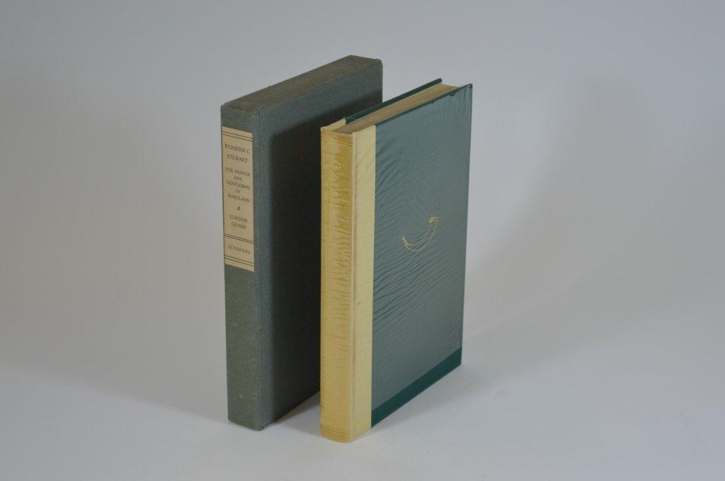 Redman C. Stewart by Gordon Grand 1938