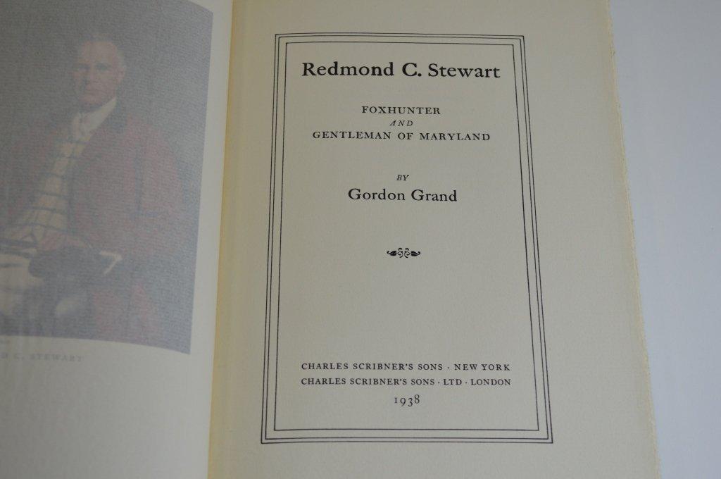 Redman C. Stewart by Gordon Grand 1938 - 2