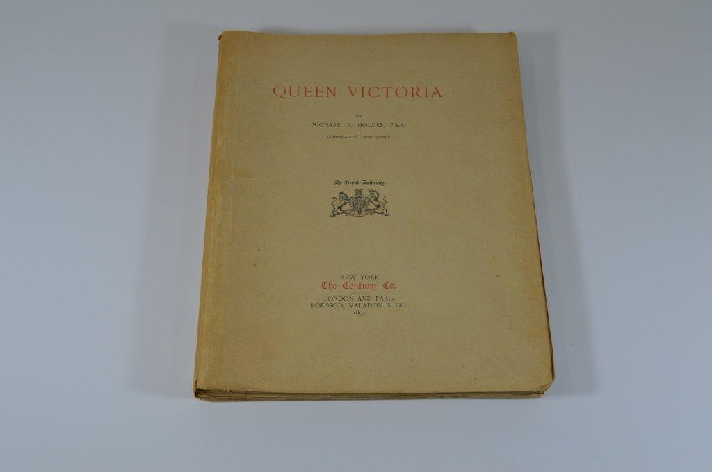 Queen Victoria by Richard R. Holmes 1897