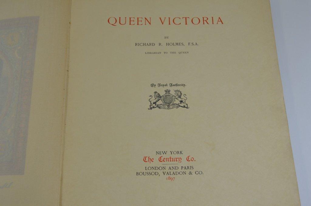 Queen Victoria by Richard R. Holmes 1897 - 3