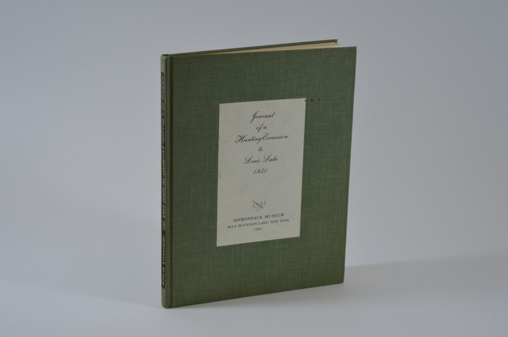 Journal of a Hunting Excursion to Louis Lake 1851