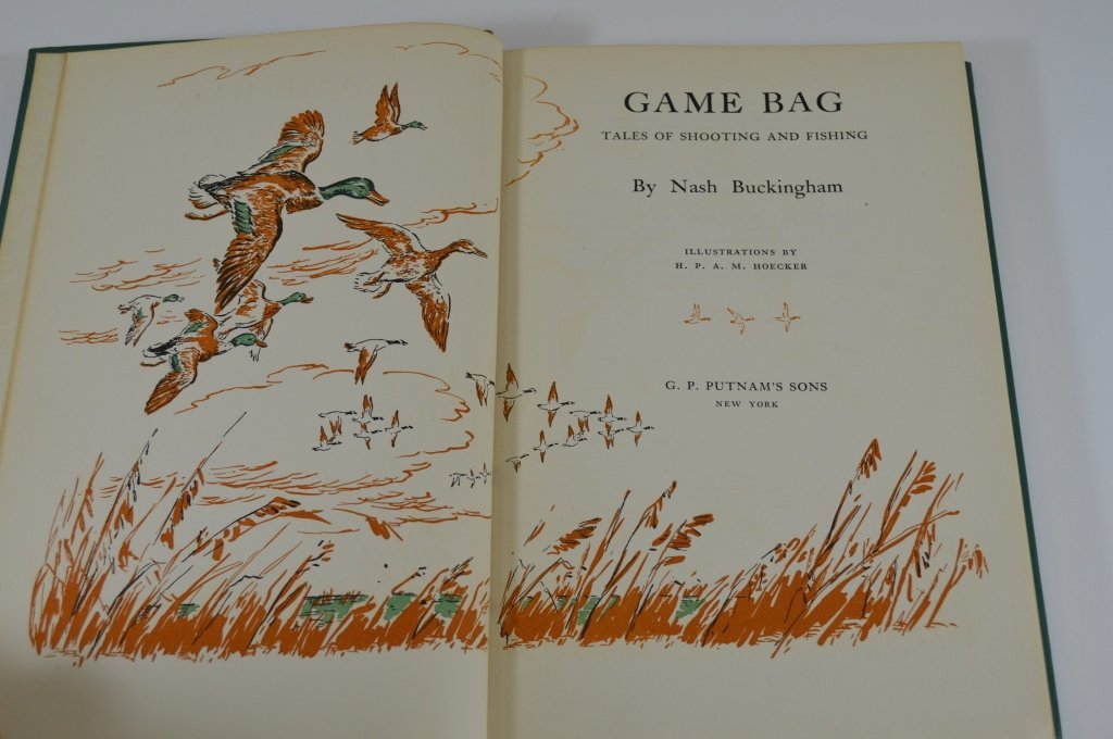 Game Bag by Nash Buckingham - 2