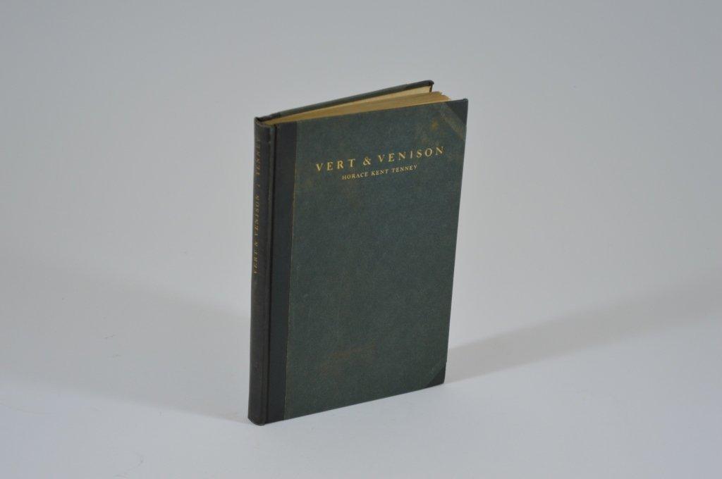 Vert & Venison by Horace Kent Tenney 1924