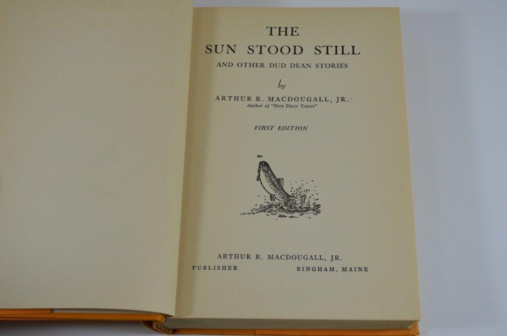 Two Arthur MacDougall Jr. Books - 4