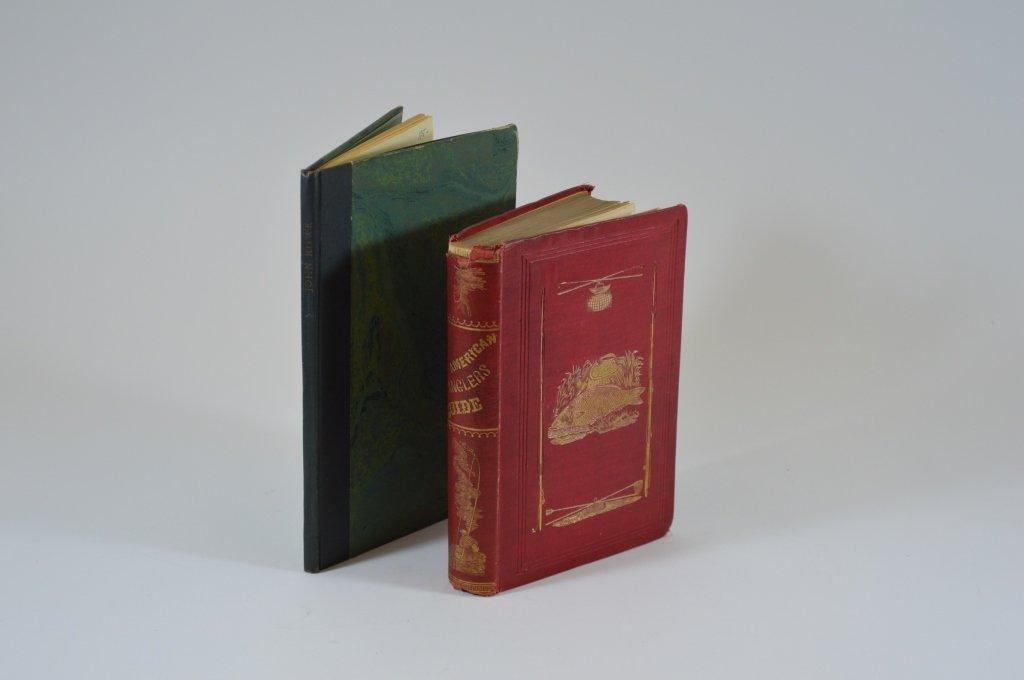 Two Angler Books