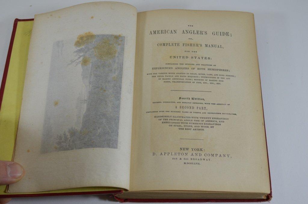 Two Angler Books - 2