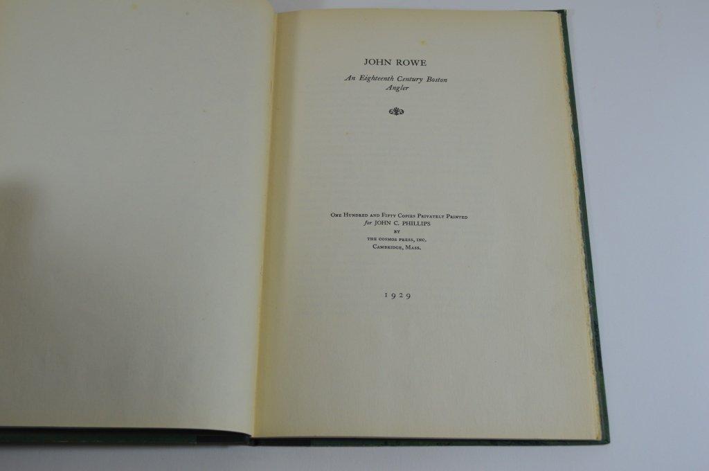 Two Angler Books - 3