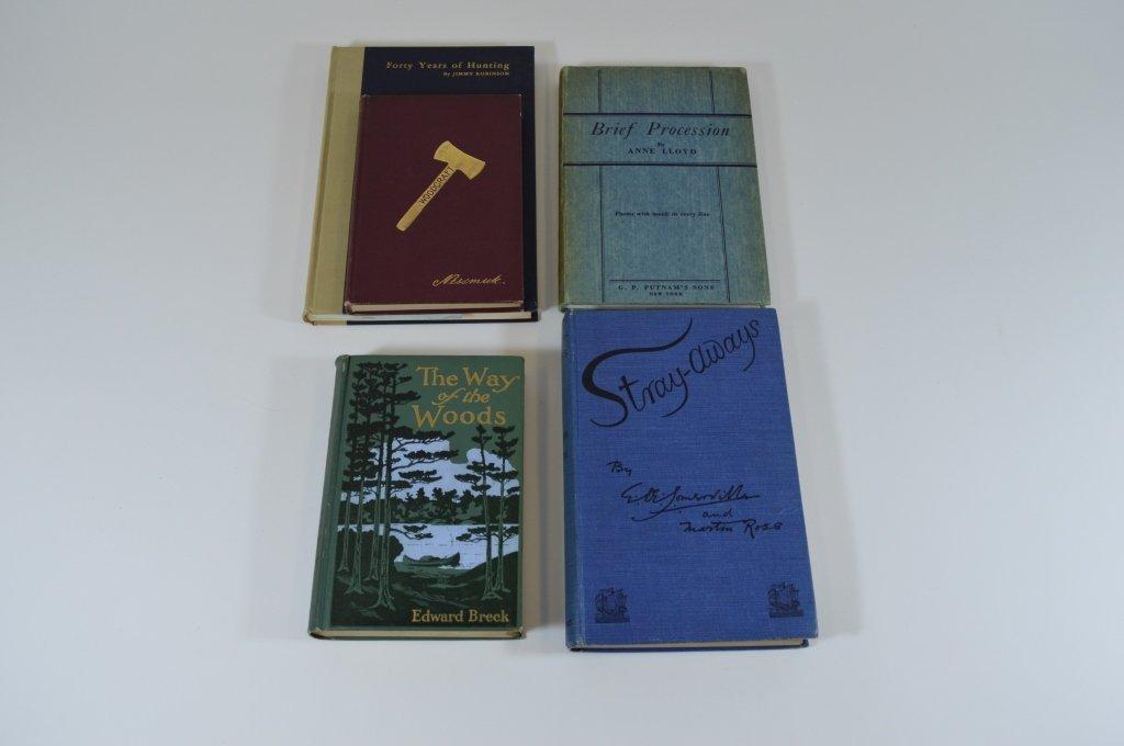 5 Books From Eugene Connett's Library