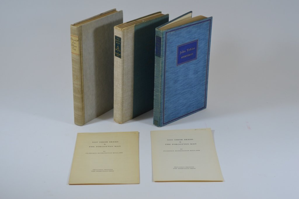 Derrydale Press Books and Booklet