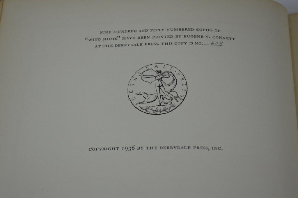 2 Derrydale Press Books - 3