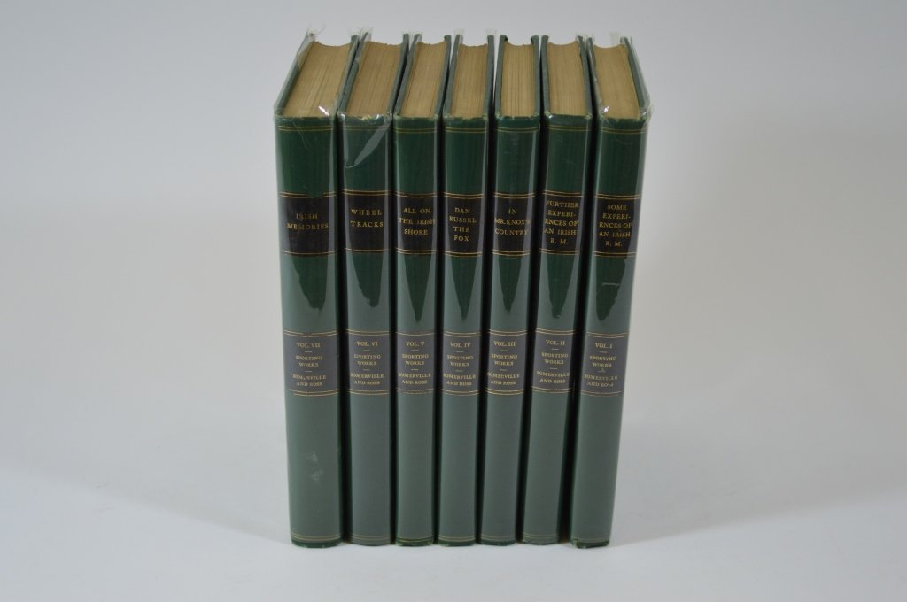 Derrydale Press Sporting Works 7 Volume Set - 2