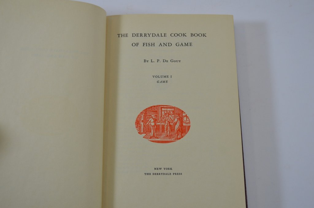 2 Derrydale Press Fish & Game Cookbooks - 2