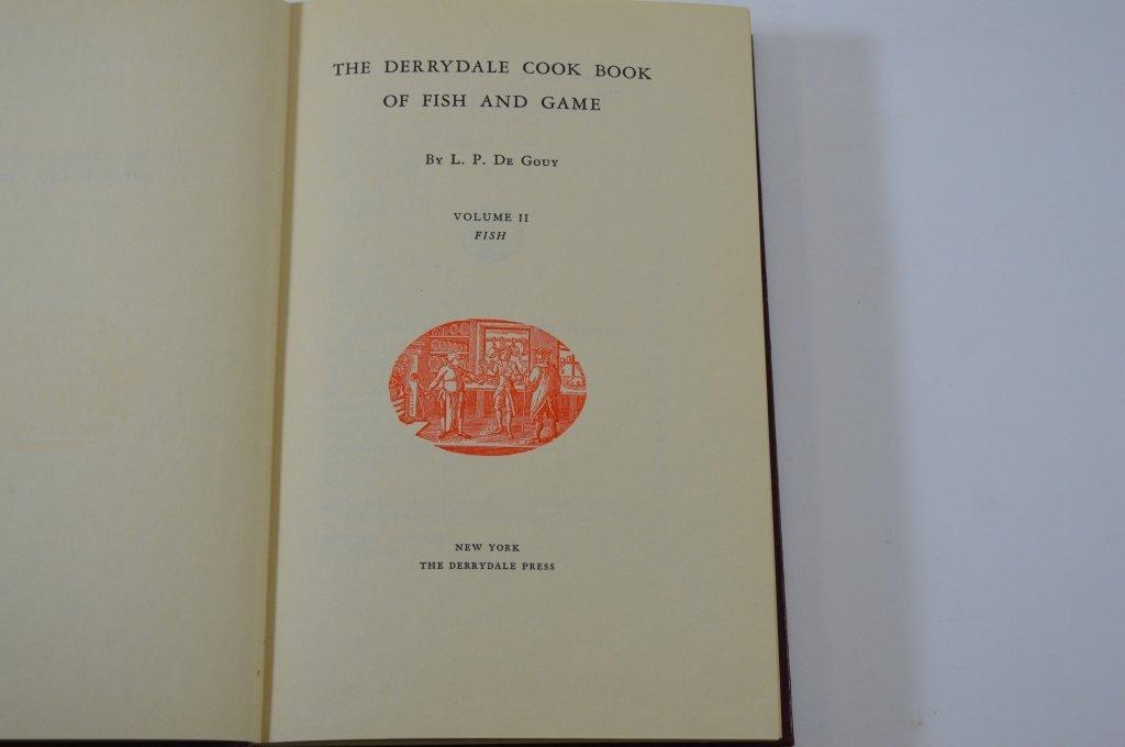 2 Derrydale Press Fish & Game Cookbooks - 4