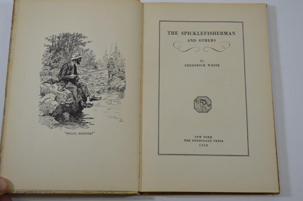 2 Fishing Books - 3