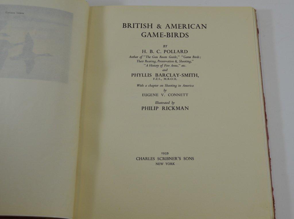 2 Bird Books - 2