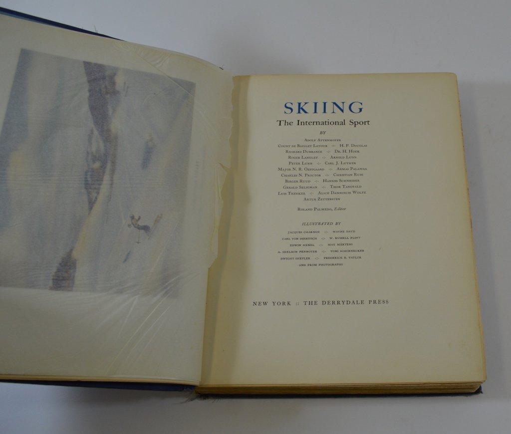 Derrydale Press Skiing: An International Sport - 2