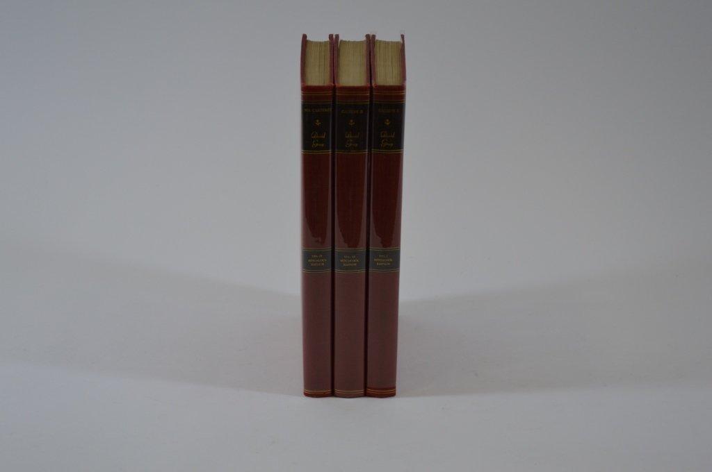 3 Derrydale Press Books - Gallops 1, 2, 3