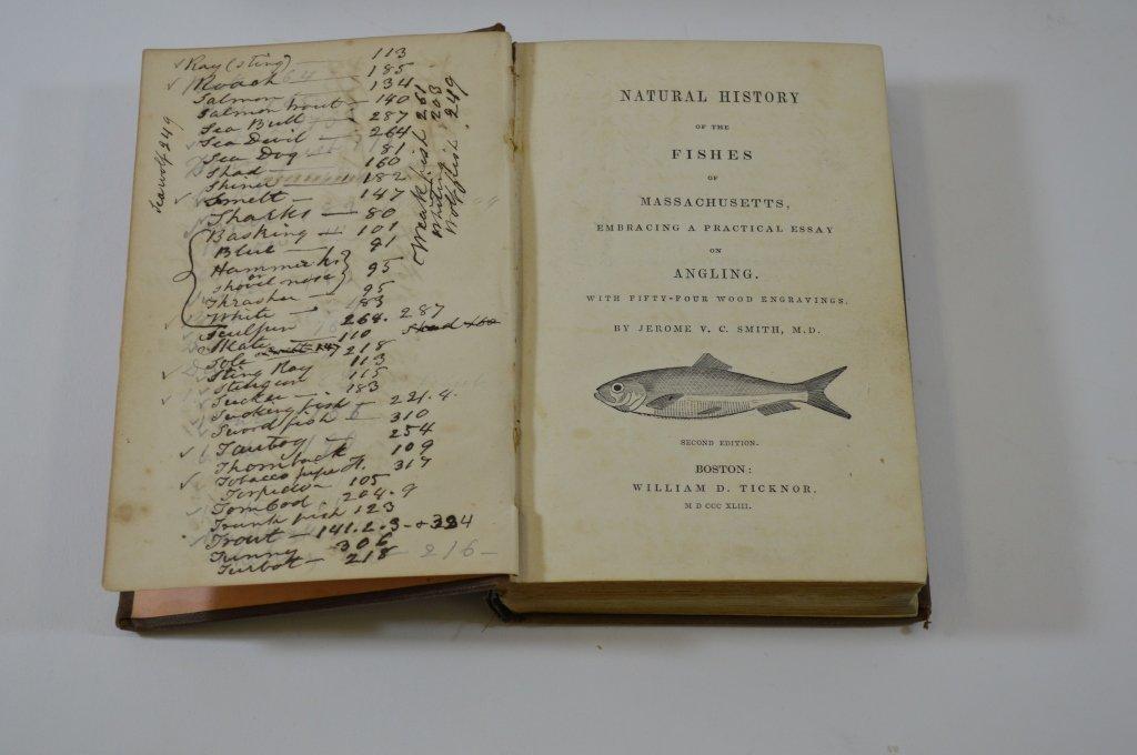 4 Hardcover Fishing Books - 2