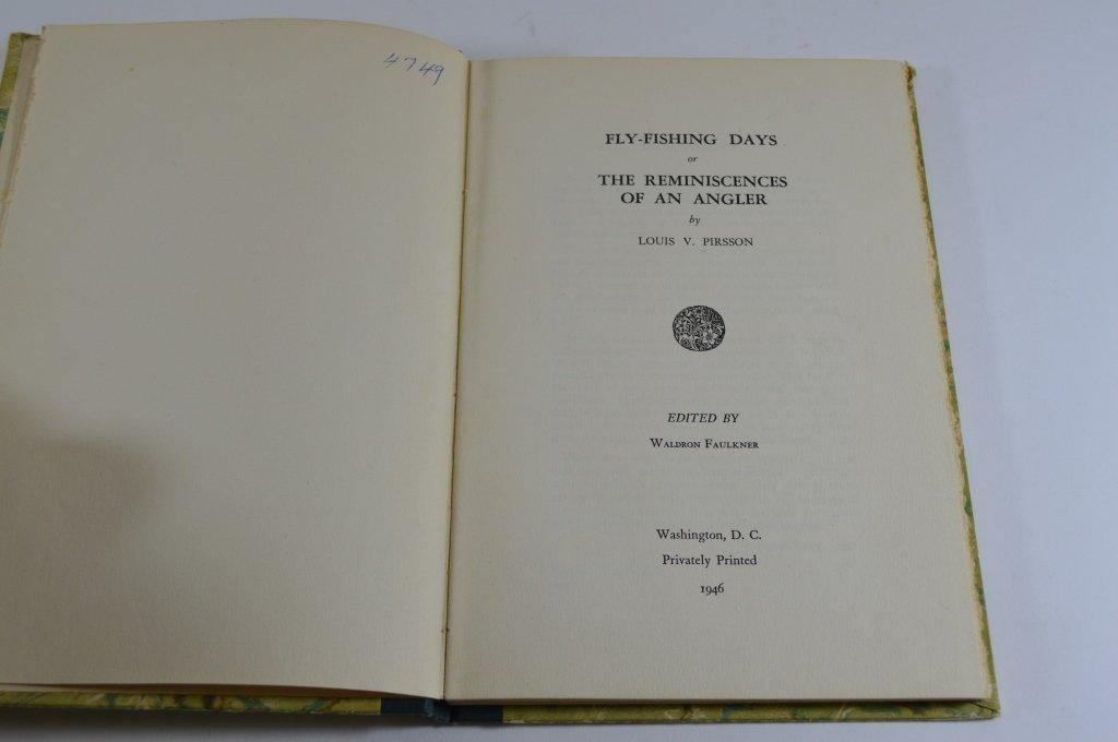 4 Fishing Books - 2