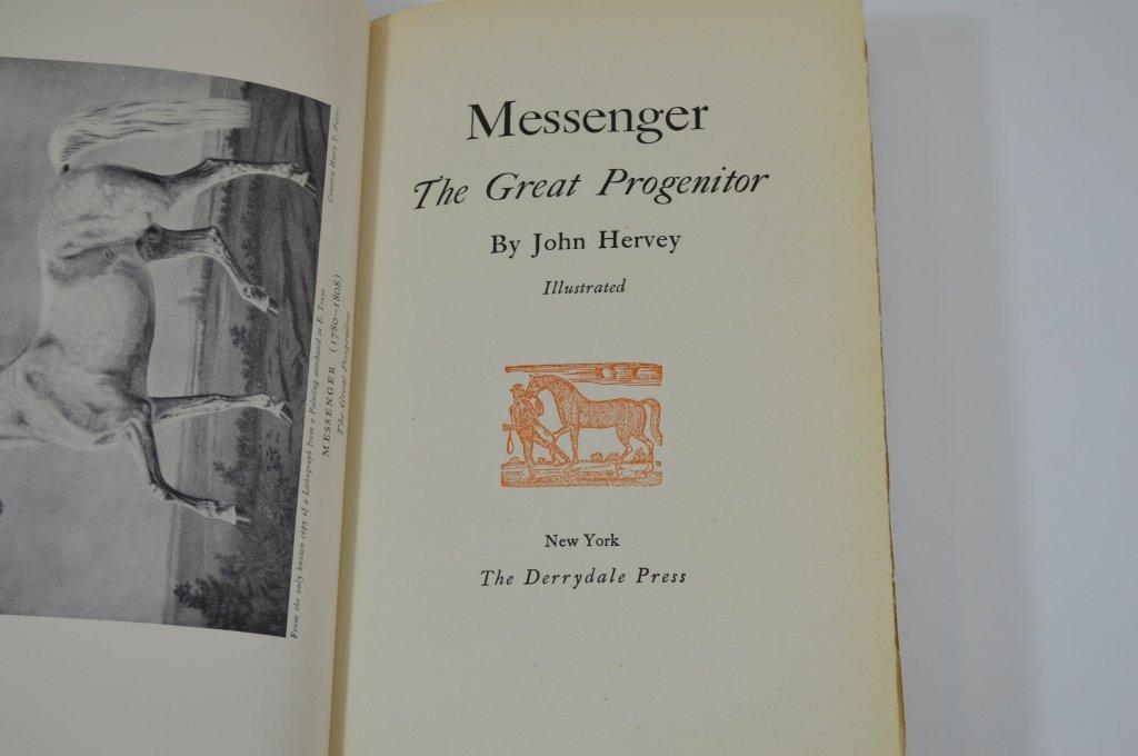 3 Derrydale Press Horse Books - 2