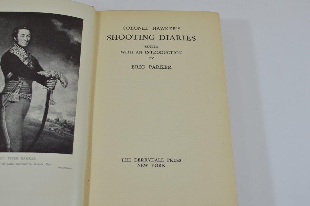 4 Derrydale Press Books - 2