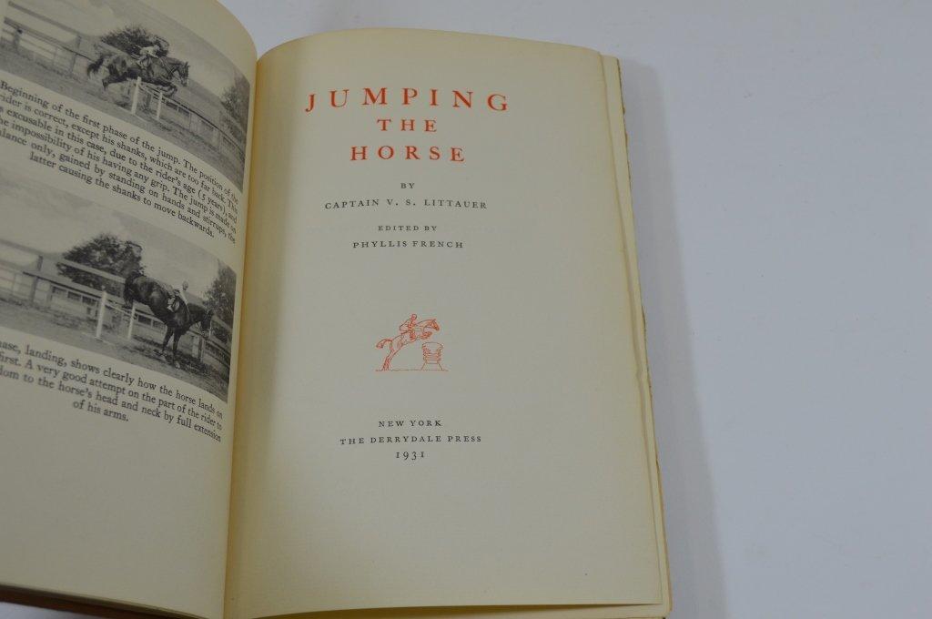4 Derrydale Press Books - 3
