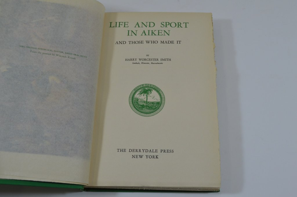 4 Derrydale Press Books - 5