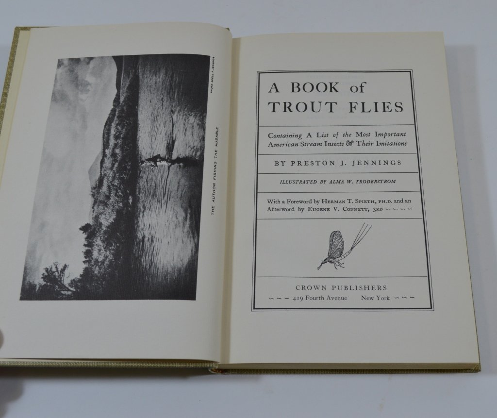 5 Derrydale Press Fishing Books - 6