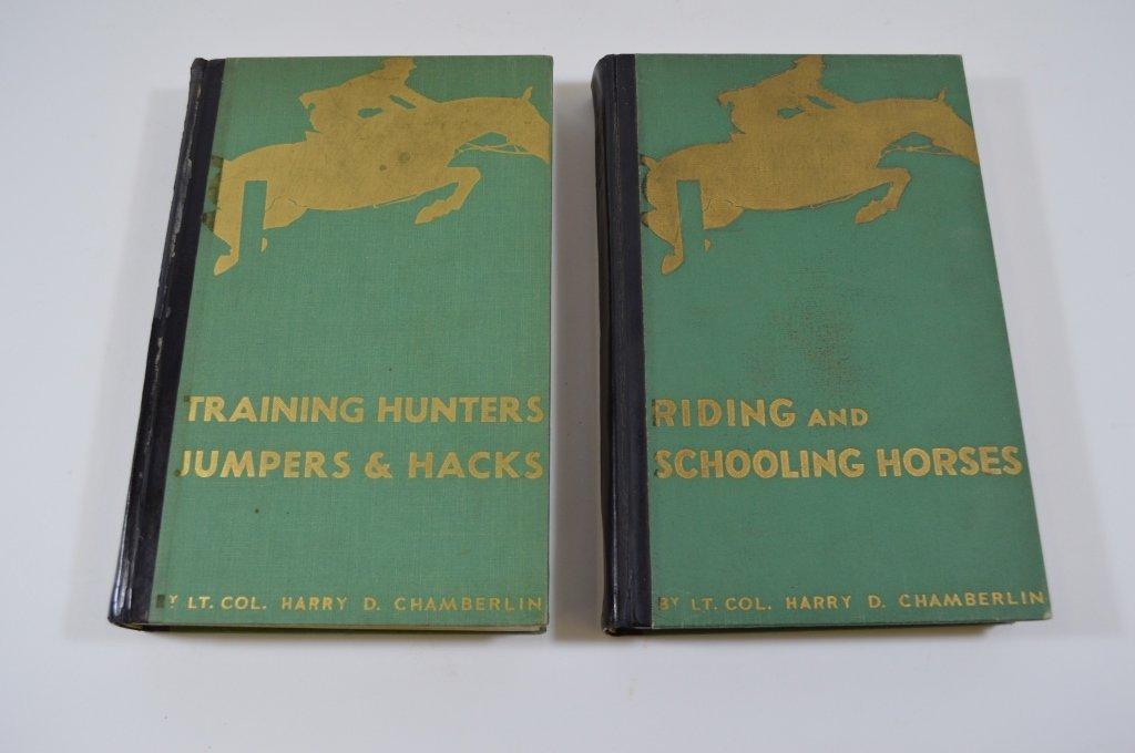 2 Derrydale Press Horse Books