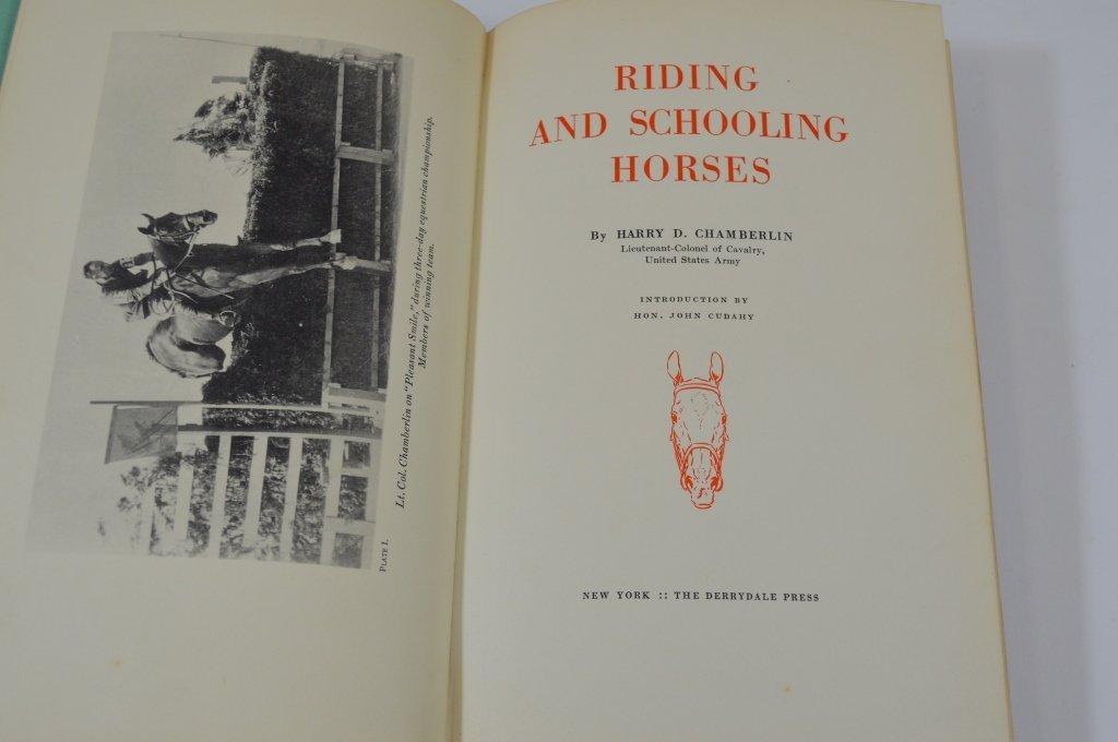2 Derrydale Press Horse Books - 2