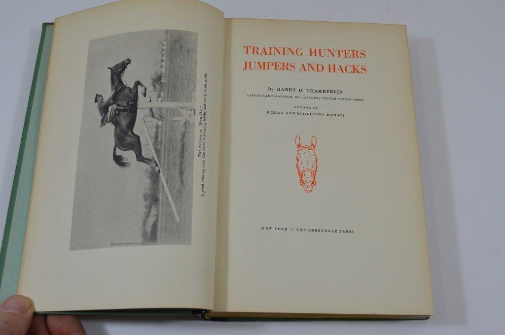 2 Derrydale Press Horse Books - 3
